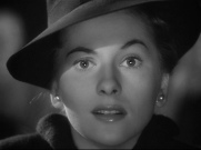 Hats Off to You - Vintage Style Inspiration - The Eye of Faith - JOAN FONTAINE- Surprised - Suspicion