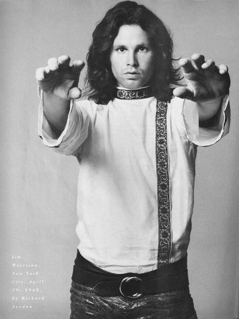Morrison Halloween Jim Costume