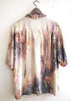 Spray Bleached Disney Surf Shirt- The Eye of Faith Vintage