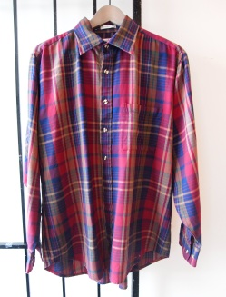 Arrow Sport Classic Plaid Shirt- The Eye of Faith Vintage