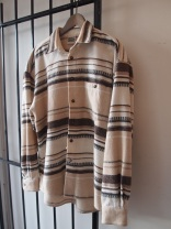 Vintage Southwest Blanket Shirt- The Eye of Faith Vintage