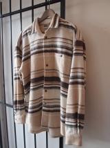 Vintage Southwest Blanket Shirt- The Eye of Faith Vintage