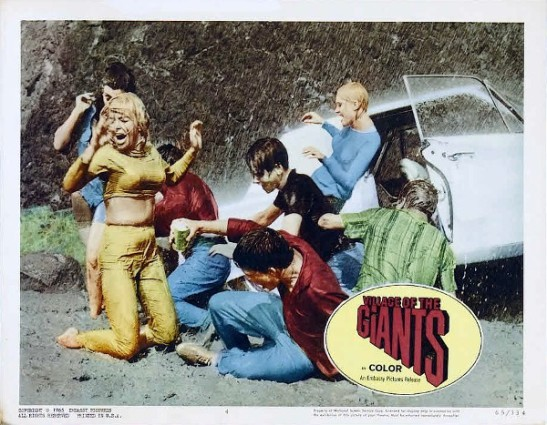 Village of the Giants- 1965- rebel rockabilly classic pop -Vintage Clothing Style Inspirations- The Eye of Faith- 2