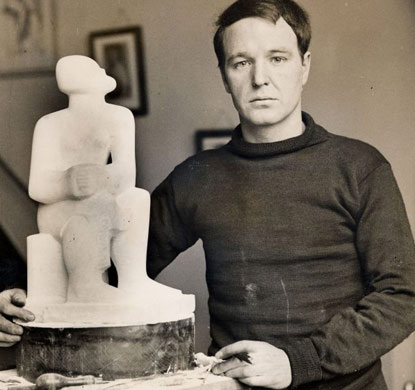 henry-moore-vintage style inspiration