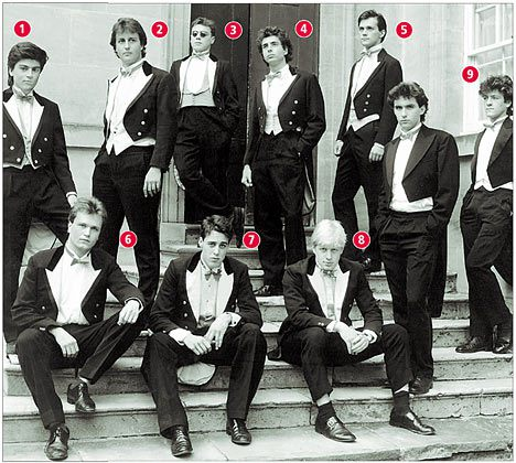the bullingdon club