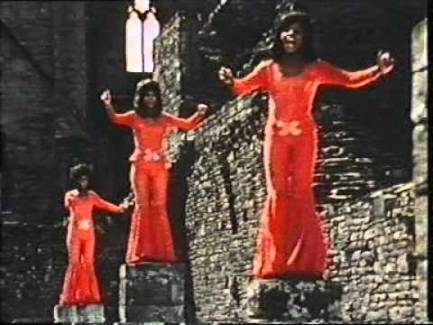 the flirtations- fabulous to a fault- now hell the hell you get up there?
