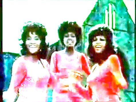the flirtations- mystery abbey - the eye of faith vintage