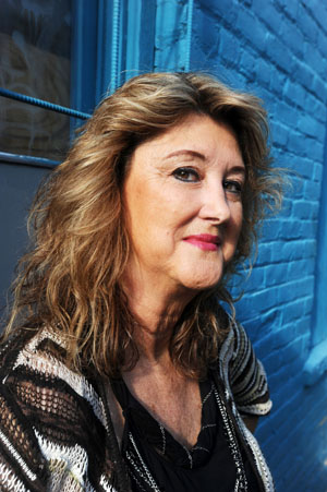 Patti Quatro Ericson on July 25, 2011