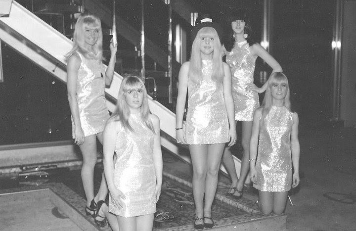 The Pleasure Seekers- CIRCA 1967 - EOF STYLE DIVINITY- PATTI QUATRO