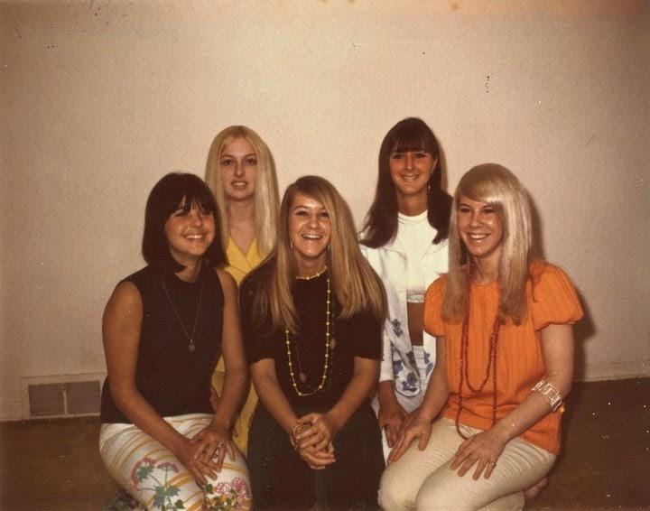 The Pleasure Seekers - Fall 1965 - Girl Power- EOF Style Divinity