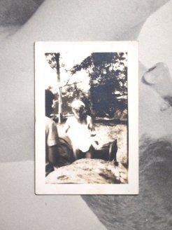 1940s Rebel Boy - Vintage Vernacular Photograph from The Eye of Faith