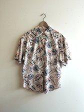Rad Vintage Mens Graphic Nautical Shirt