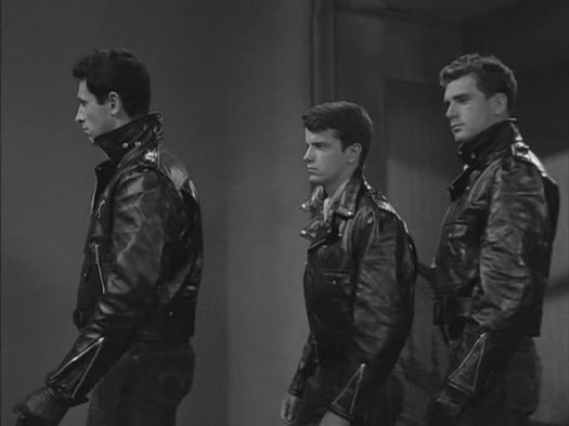 black leather jackets- style wise- the eye of faith- vintage