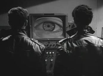 Black Leather Jackets- The Twilight Zone- Style Wise- The Eye of Faith Vintage- 1964- 2