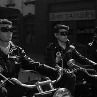 {STYLE WISE} The Twilight Zone!!! Black Leather Jackets [Season 5, Episode 18 - January 31, 1964]