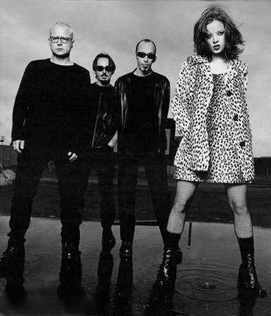 Garbage - The World is Not Enough- Style Wise- The Eye of Faith Vintage