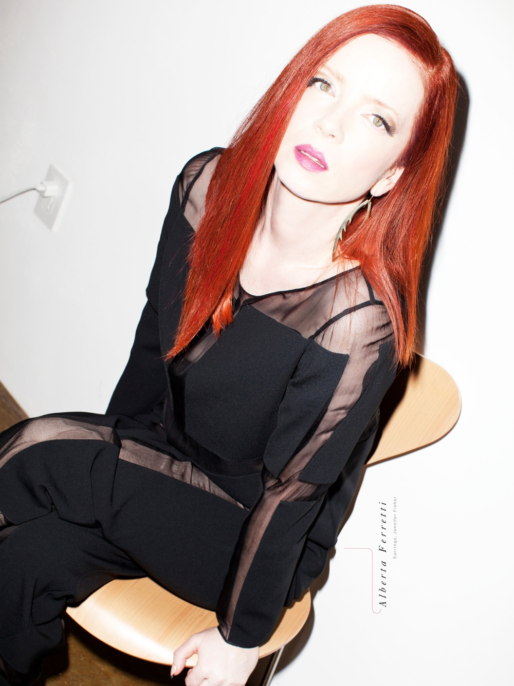 Shirley Manson is Gorgeous- Worship The Style Divinity- The Eye of Faith Vintage