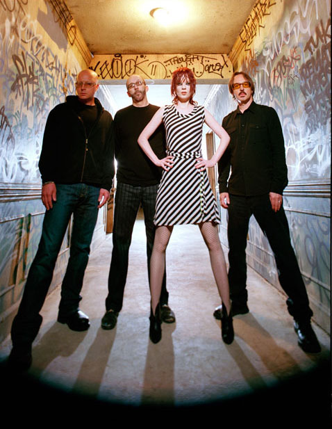 Shirley Manson- Mod Style INspired Nineties Cool- The Eye of Faith