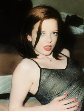 Shirley Manson- Nineties Inspiration- The Eye of Faith Vintage- The World is Not Enough