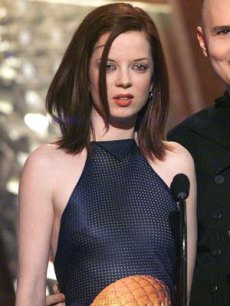 Shirley Manson- Stunning - Vintage Nineties Inspiration- The Eye of Faith- Style Wise