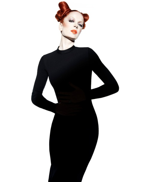 Shirley Manson- Style Idol Wise- The Eye of Faith Vintage