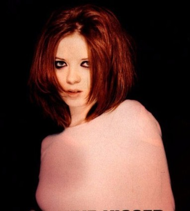 Style Wise- Nineties Inspiration- Garbage- Shirley Manson- The Eye of Faith Vintage