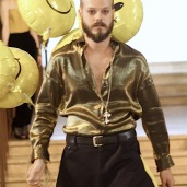 Rock God Edwardian Millionaire Party Gatsby Playboy Everything- The Eye of Faith Vintage- Style Inspiration Blog