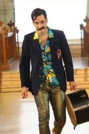 Kevin Delaney - The Eye of Faith Vintage- Hamilton Fashion Week 2014- Wicked Cool in Prep School Glam Horror Surf Chic