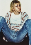 kurt-cobain-king-of-cool-master-of-sadness-vintage-style-inspiration-denim-and-striped-dress-shirts-smells like teen spirit- the eye of faith vintage