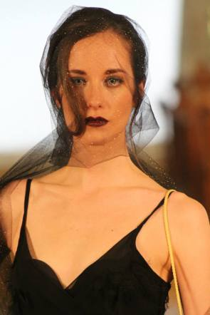 Siobhan McAvoy Has All That Body Electric Styled By The Eye of Faith Vintage- Hamilton Fashion Week 2014