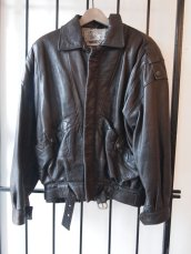 Teen Rebels Need Black Leather Jackets Obvi- The Eye of Faith Vintage on Etsy- Menswear