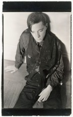 walker evans self portrait 1930-32 - rebel spirit- the eye of faith vintage- style inspiration blog