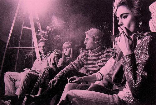 Decadent Daydream - Edie Sedgwick Inspirations - The Eye of Faith Vintage