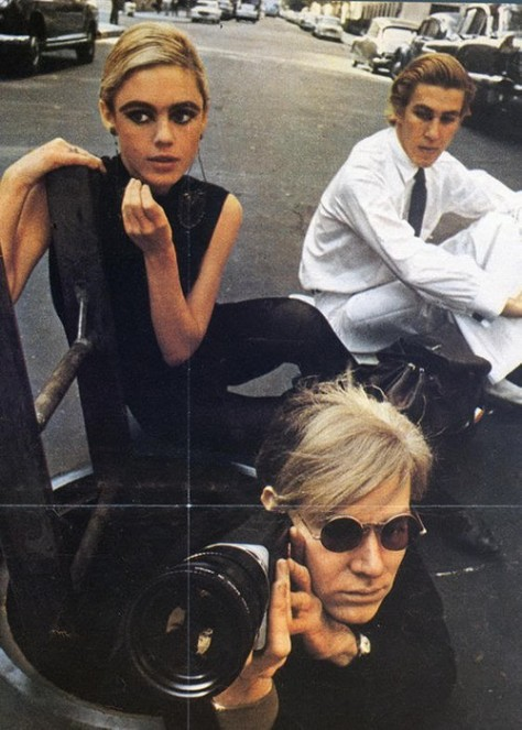 Entitled, Maybe - Edie Sedgwick Inspirations - The Eye of Faith Vintage