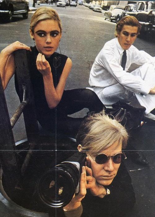 Entitled, Maybe - Edie Sedgwick Inspirations - The Eye of Faith Vintage