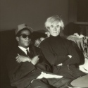 LEGENDARY BROMANCE- BASQUIAT AND WARHOL - VINTAGE- THE EYE OF FAITH