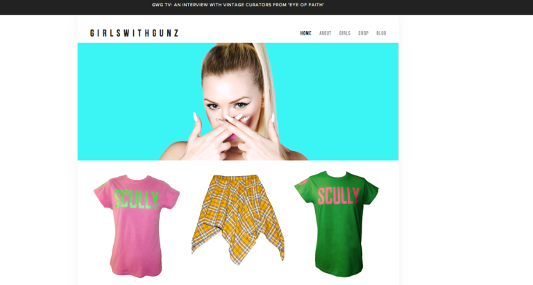 Girls with Gunz Screenshot