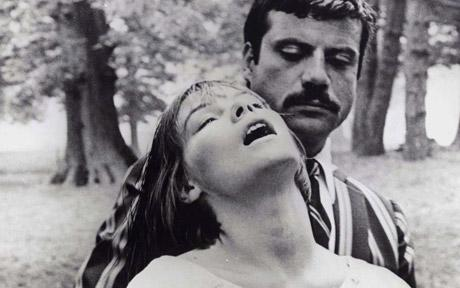 Oliver Reed and Glenda Jackson - Women in Love- +IDOL WILD+ The Eye of Faith Vintage