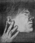 ANDY WARHOL PHOTOCOPY OF FACE - eof selfie centered- the eye of faith vintage blog
