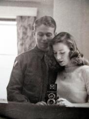 BEAUTIFUL 1940S COUPLE- eof selfie centered- the eye of faith vintage blog