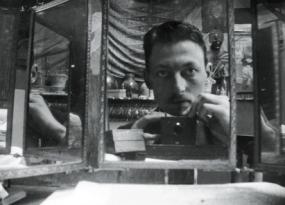 Henri Evenepoel-1898-eof selfie centered - vintage blog