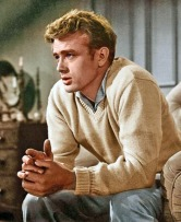 King of Sweaters- Jimmy Dean- East of Eden- Cream Sweater - MALE STYLE ICON TO THE MAX- MENS FALL INSPIRATION- THE EYE OF FAITH VINTAGE- SWEATER WEATHER 1