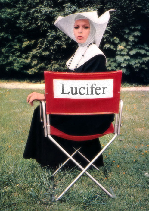 Lucifer or nun