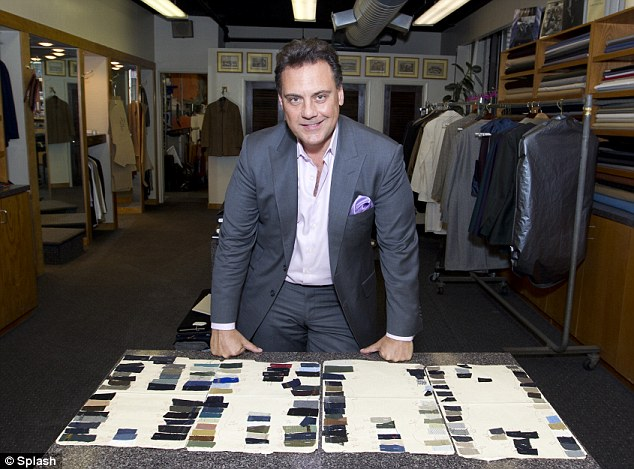 Tailor from WOLF OF WALL STREET- ESSENTIAL GUIDE TO BUYING A SUIT- THE EYE OF FAITH blog