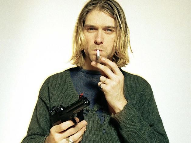 Kurt Cobain- King of Irreverence- The Eye of Faith Vintage- Mens Style Inspiration-1