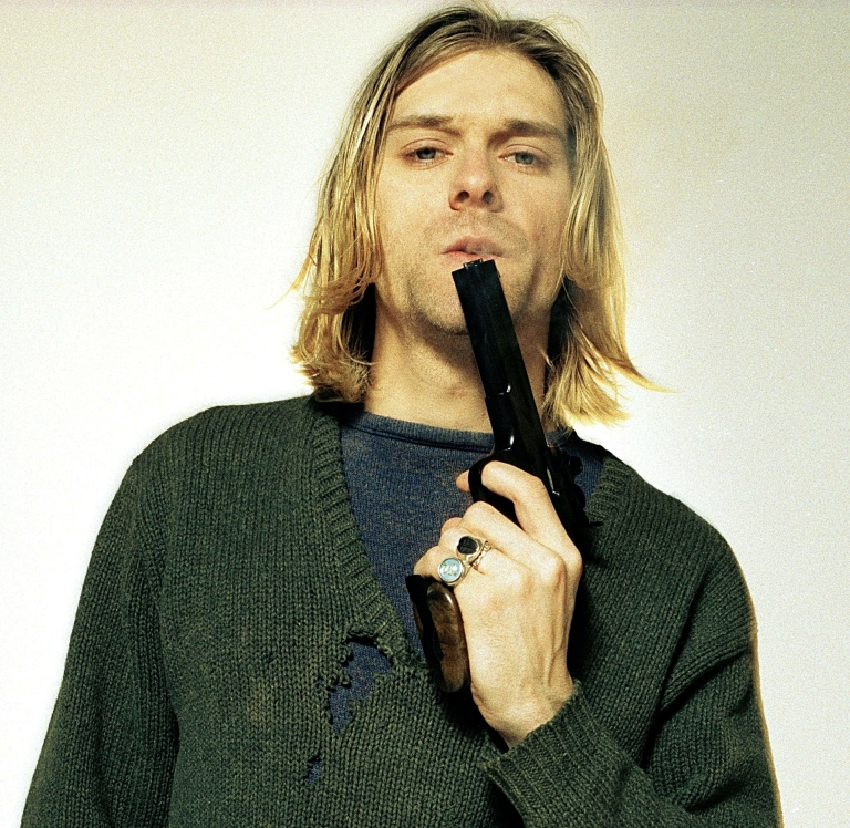 Kurt Cobain- King of Irreverence- The Eye of Faith Vintage- Mens Style Inspiration-2