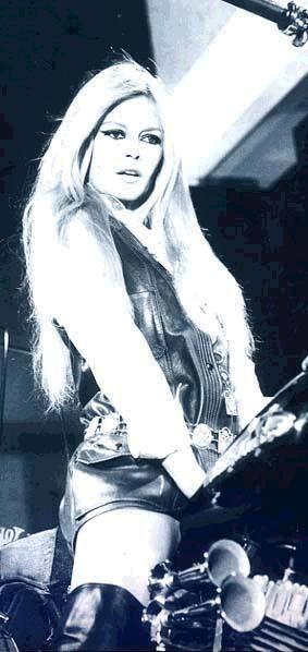 "{MUSIC MINUTE} Brigitte Bardot's ""Harley Davidson"""