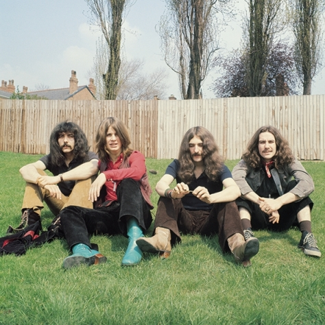 "Pictures loaded by Graham Young, Birmingham Mail. The first ever picture taken of Black Sabbath taken in 1968 of Tony Iommi, Ozzy Osbourne, Geezer Butler, Bill Ward, on a bank of grass close to Portland Road, Edgbaston. One hundred prints have been made at £495 each. Jim Simpson says: ""If any one band can claim to be the originators of Heavy Metal, then that band is Black Sabbath. Strangely, Heavy Metal was not a term used in those days, though Sabbath certainly prided themselves on being heavier than any of their so-called rivals. In fact, their early publicity claimed, ""Black Sabbath, the Heaviest Band Around. Makes Led Zeppelin sound like a kindergarten house band."" Quite how the Sabs changed from being a perfectly good blues band into the musical phenomenon that we all know and love is shrouded in mystery. It all started with Geezer Butler who contributed the band's name as well as many of the songs. Their music developed naturally from then and it's hard to indentify exactly what directly preceded it. Hendrix, yes, to a limited extent, but that only partly explains it. Whatever, Black Sabbath are THE Birmingham Rock Band. Ask yourself this. Who is the world's most famous Brummie? Without doubt, it's Ozzy. Also loaded: Jim Simpson at the private launch of Jim Simpson - A Photography Retrospective, an exhibition at Havill & Travis showcasing Jim's extraordinary collection of photographs from of pop, rock and blues stars from the 1960s. Jim was the first manager of Ozzy Osbourne and Black Sabbath. He has run Big Bear Records in Edgbaston for 46 years (to 2014) and founded the 30-year-old Birmingham International Jazz Festival in 1984. Havill & Travis at 14 Lonsdale Road, Harborne, Birmingham B17 9RA. Tel 0121 427 5763. www.havillandtravis.com The gallery is a partnership between fiends Dave Travis (left), ex rock photographer turned concert promoter and Mission Print founder Gerv Harvill. Pictures loaded by Graham Young, Birmingham Mail."