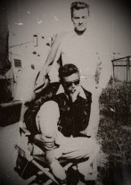 STYLE IDOL- RICHARD DAVALOS- R.I.P.- THE EYE OF FAITH {VINTAGE} - Hanging with Jimmy