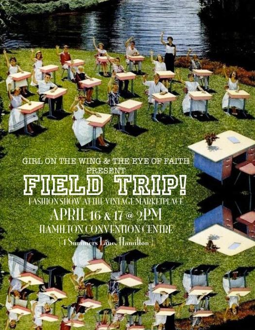 Field Trip Fashion Show